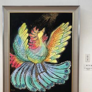 一陽来復!京都市美術館にて表彰式★虹色鳳凰
