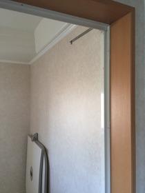 浴室ドアのパッキン交換