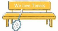 本日の鴻巣市ジュニアソフトテニス教室開校式は延期致します。