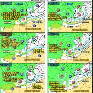 梅雨前線 再びジワジワ活発化!梅雨明け 見通せず?(200709)