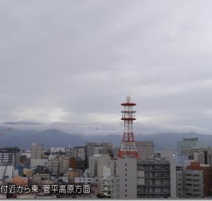 西から大雨スタート!次第に東へ(200724)