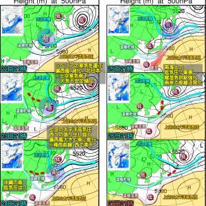 西から回復するけれど、東~北日本では不十分?梅雨前線最新データ!(210620)