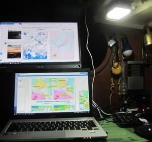 南西諸島大荒れ継続!東~北日本 昨日より雷雨活発??(210723)