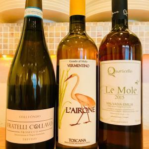 《9月のワイン会》