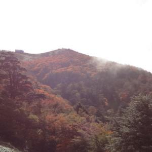 01-10/19.20 剣山~一の森ヒュッテ泊 3回目。