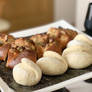 10月の振り返り パンを楽しむ会♪