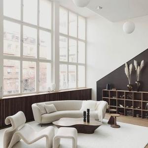 2019インテリアトレンド総まとめ!⑤「曲線的な家具」