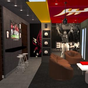 楽天生命パーク宮城の宿泊施設「Rakuten STAY x EAGLES」の基本デザイン構想!