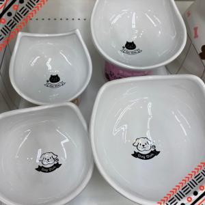 【ひごペットフレンドリーパームシティ和歌山店】★新しい食器で気分アップ♪★