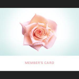 花と植物の診察券:デザイン追加!