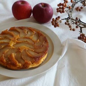 レンチンで簡単りんごジャムとタルト・タタン