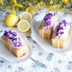 レモンケーキとミモザと楽天スーパーSALE