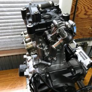 JP250エンジン