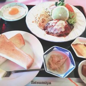 お箸で食べる洋食屋さん~レストラン辰巳屋③