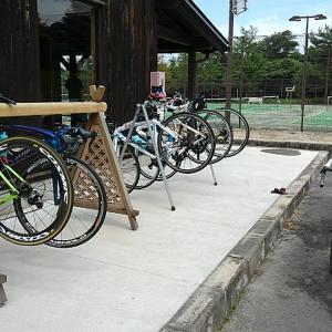皆生トラ バイクコース練習