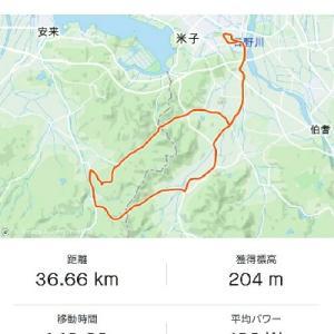 水曜MR&朝から海鮮丼ライド