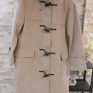 冬コート2着捨てて1着新しく