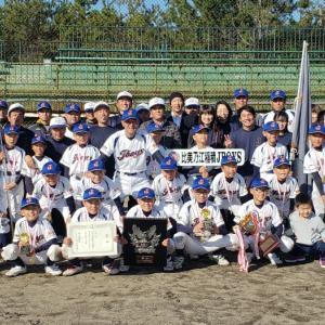 第15回北日本新聞社旗争奪学童少年野球大会