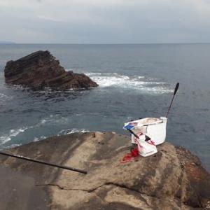 初釣りに行って来ました。