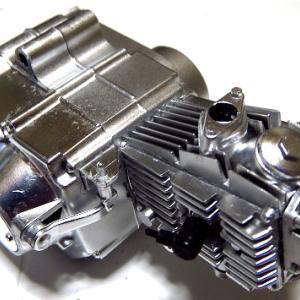 タミヤ1/6ホンダモンキー2エンジン