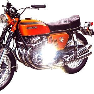 1/6 HondaドリームCB750FOUR(KO) タミヤ製作記1
