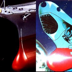 「宇宙戦艦ヤマト」船首形状の疑問 乗員が新選組・徳川・歴史敗者多い理由の考察
