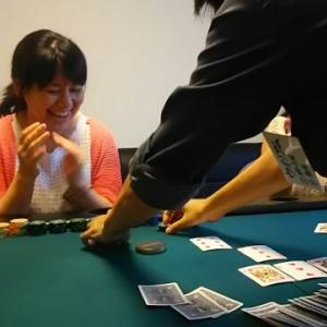 ポーカーで笑おう~