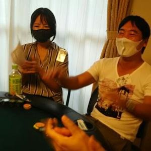 リアルではセレブでも、ポーカーでは貧民だ~