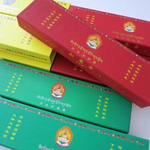 ☆チベット族秘伝 浄化力の強いお香 ご予約・発送承ります♪ 空間リセットしましょう♪