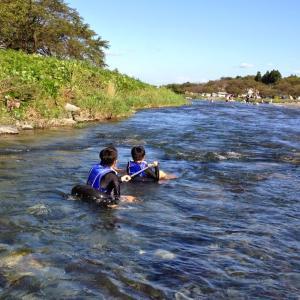 2014.09.14 粕川キャンプ