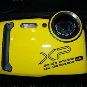 デジカメ購入 FUJIFILM FinePix XP140-Y