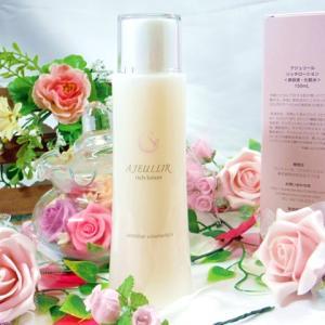 アジュリール リッチローション 世界初天然ヒト型セラミド配合セラミド美容液・化粧水でクリア肌へ