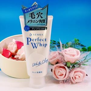 洗顔専科 パーフェクトホワイトクレイ    敏感な私の肌でも使用できるクレイの洗顔フォーム