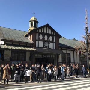 都内最古の木造駅舎・原宿駅駅舎の見納めはいつ?