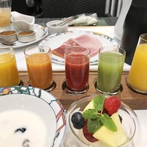 世界一の朝食を食べに神戸北野ホテルへ・・・