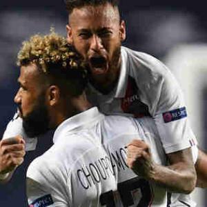 <UEFA-CL>準々決勝 アタランタ×パリ・サンジェルマンの試合結果