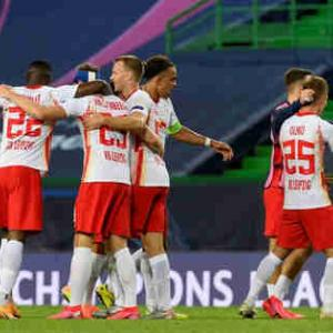 <UEFA-CL>準々決勝 RBライプツィヒ×アトレティコ・マドリードの試合結果