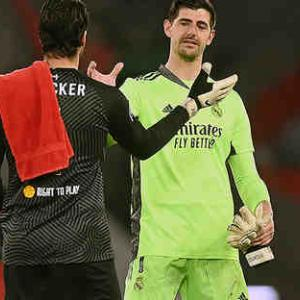 <UEFA-CL>準々決勝第2戦 リバプール×レアル・マドリー、ドルトムント×マンチェスター・シティの試合結果