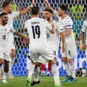 <UEFA EURO2020> 開幕戦 イタリア×トルコの試合結果