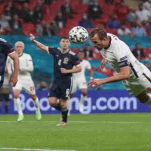 <UEFA EURO2020> クロアチア対チェコ イングランド対スコットランドの試合結果
