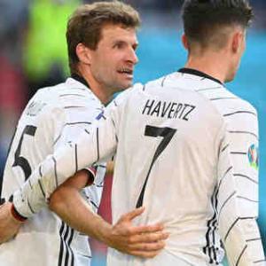 <UEFA EURO2020> 第2節 ポルトガル×ドイツ、スペイン×ポーランドの試合結果