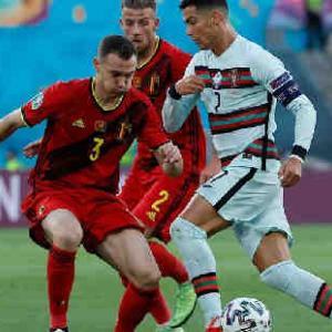 <UEFA EURO2020> 決勝T1回戦 ベルギー対ポルトガルの試合結果
