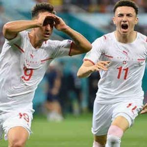 <UEFA EURO2020> 決勝T1回戦 フランス×スイスの試合結果