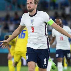 <UEFA EURO2020> 準々決勝 チェコ×デンマーク イングランド×ウクライナの試合結果&ベスト4出揃う