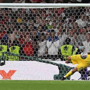 <UEFA EURO2020> 決勝 イタリア×イングランドの試合結果
