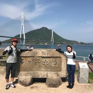 【しまなみ海道 大角海浜公園キャンプ場はええ処🍺】