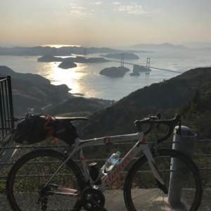 【お父ちゃんのGW大作戦は、自転車漕いでテント泊 to 四国九州】
