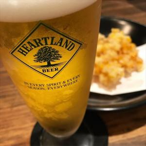 神奈川備忘録67 - 意外にも実力派!『かばのおうどん』で昼ビール+天ぷらからのうどん!