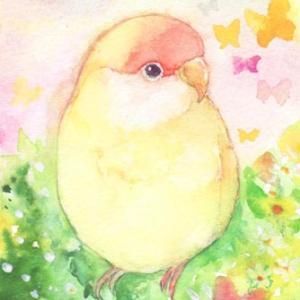 心うるおう小鳥ガーデン