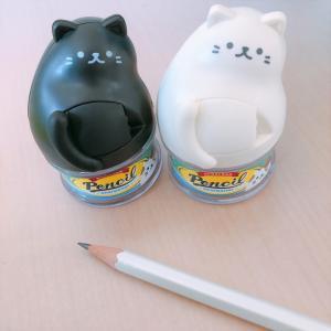 オーナーさんから猫の鉛筆削りをいただきました♪【東海住宅 名古屋】